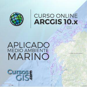 Curso Online arcgis aplicado al medio marino