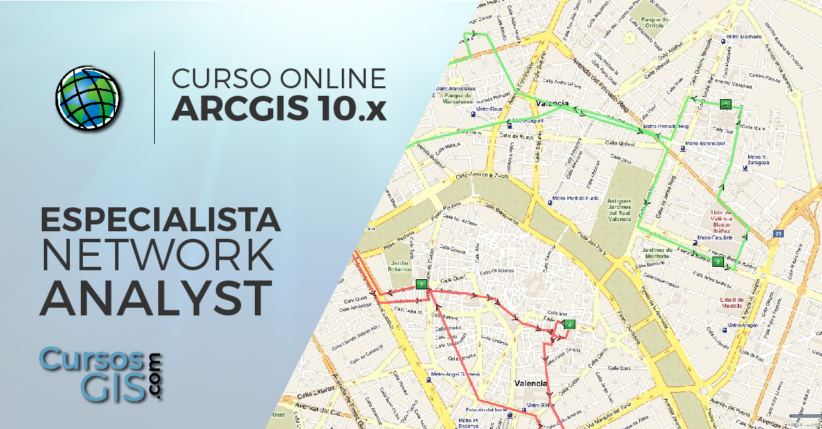 Curso Online especialista network analyst