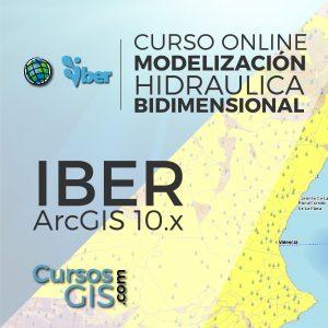 Curso Online modelizacion hidraulica bidimensional iber arcgis