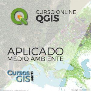 Curso Online qgis aplicado al medio ambiente