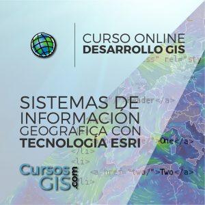 Curso Online sistemas de infromacion geografica con tecnologia esri