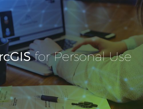 ArcGIS para uso personal (ArcGIS for Personal Use)