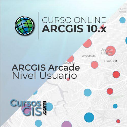 curso online arcgis arcade