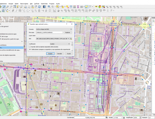 Descarga de capas vectoriales desde OpenStreetMap (OSM)