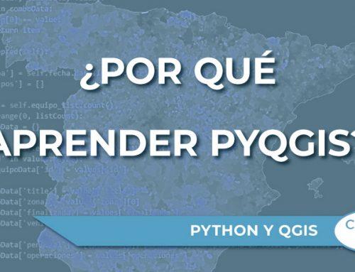 Por qué aprender PyQGIS