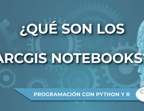 ¿Qué son los ArcGIS Notebooks?
