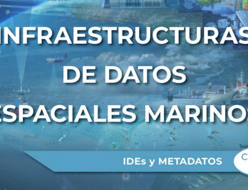 Las Infraestructuras de Datos Espaciales Marinos