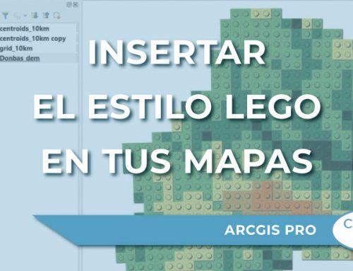 ¿Cómo insertar un nuevo estilo en ArcGIS Pro?