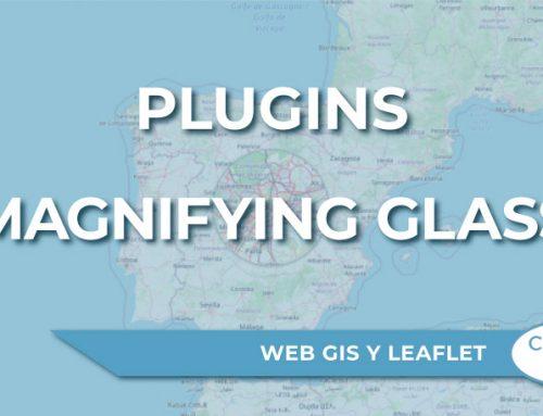 """Los plugins en Leaflet: """"Magnifying glass"""""""