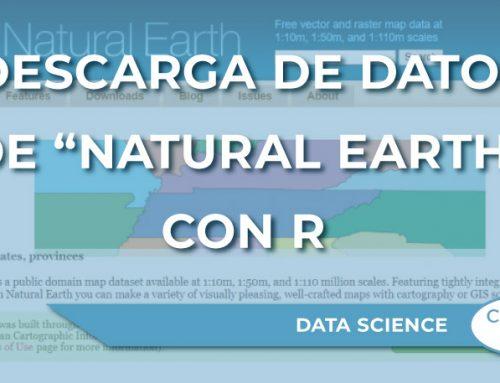 """Descarga de datos de """"Natural Earth"""" con R"""
