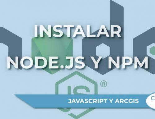 Cómo instalar Node.js y NPM en 4 pasos
