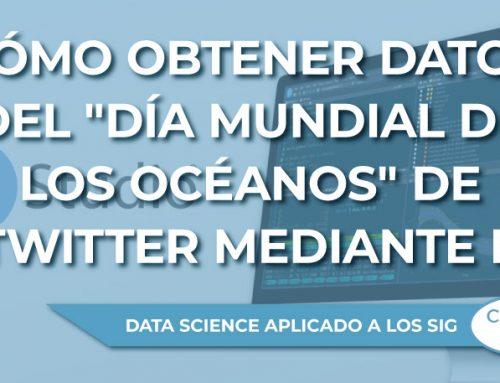 Cómo obtener datos del «Día Mundial de los Océanos» de Twitter mediante R