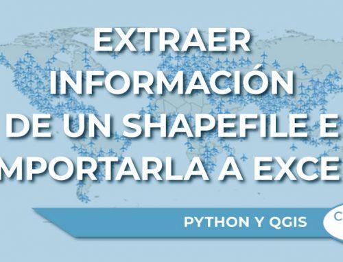 Cómo extraer información de un shapefile e importarla a Excel utilizando PyQGIS