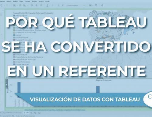 ¿Por qué Tableau se ha convertido en un referente en análisis y visualización de datos?