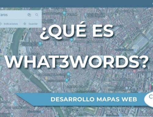 ¿Qué es what3words?