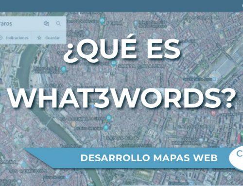 ¿Qué es what3words?