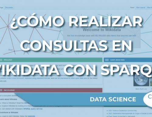 Cómo realizar consultas en Wikidata con SPARQL