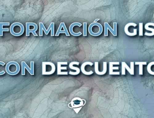 Formación GIS con descuento