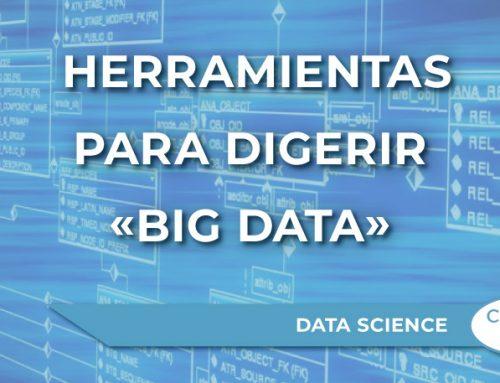 Herramientas para digerir «Big Data»