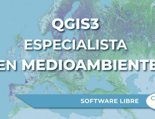 QGIS 3 aplicado al Medio Ambiente