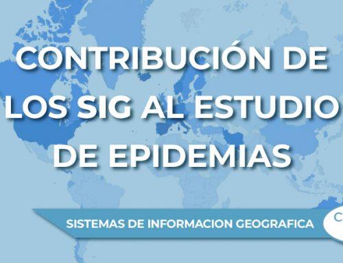 La contribución de los SIG al estudio de las epidemias