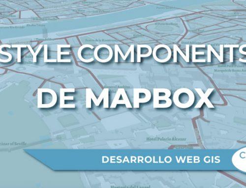 Nuevos recursos de estilo en Mapbox: «Style Components»