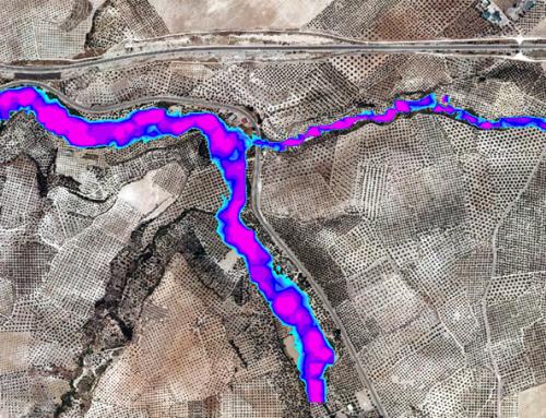 Estudios de inundabilidad con IBER