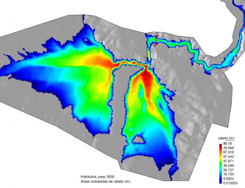 Comparación de modelos hidráulicos bidimiensionales (IBER y HEC RAS)