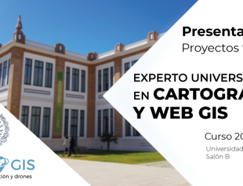 ACTO DE CLAUSURA – I CURSO DE EXPERTO EN CARTOGRAFÍA DIGITAL Y WEB GIS