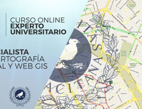 ¿Qué vas a aprender en el curso de Experto Universitario en Cartografía y web GIS?